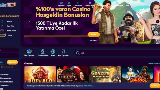 Casino360 Erişim engellemeleri neden yapılıyor