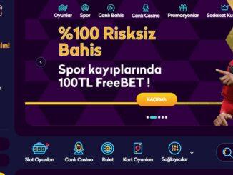 Casino360 bahis seçenekleri